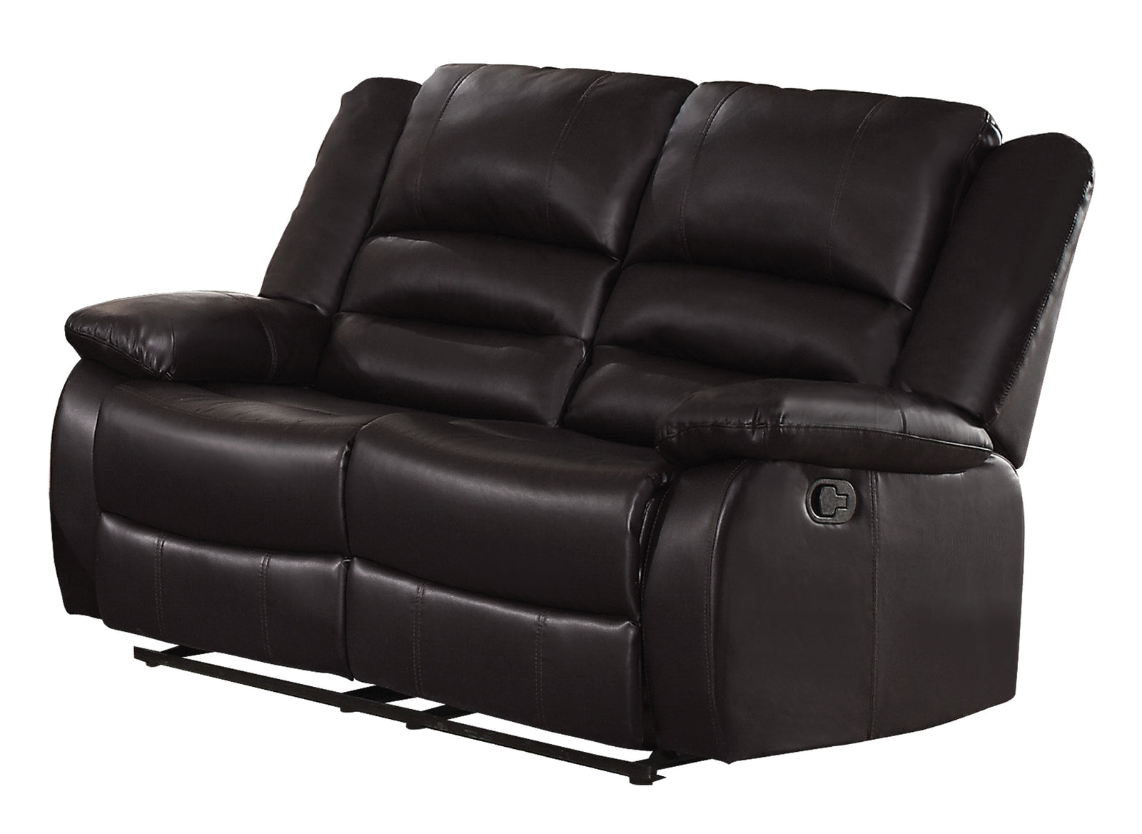 Charles Recliner - Brown