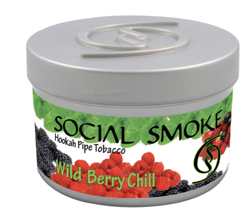 Wild Berry Chill 100g