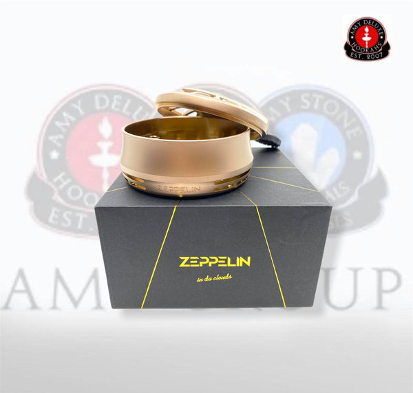 ZEPPELIN Varmeregulator - Bronze