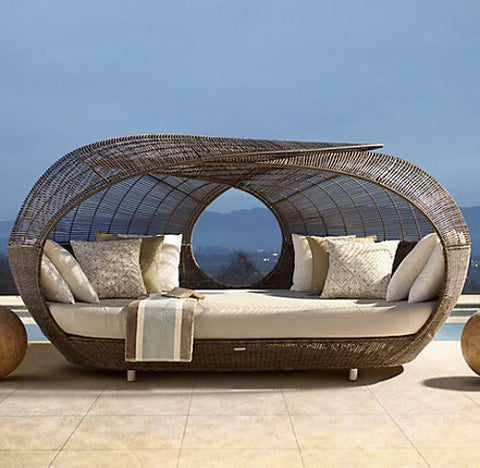 The Bali Cabana - Lounger