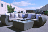 The Ibiza - Rounded Sectional