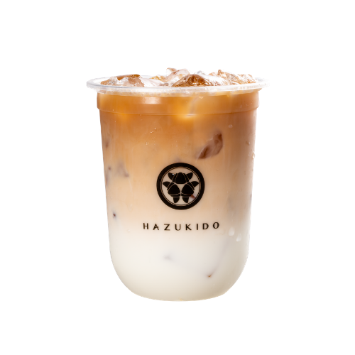 Charcoal Roasted Oolong Milk Tea (Delivery)
