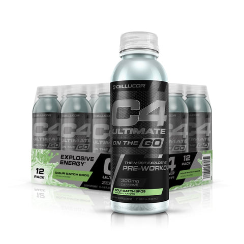 C4 Ultimate Ready to Drink