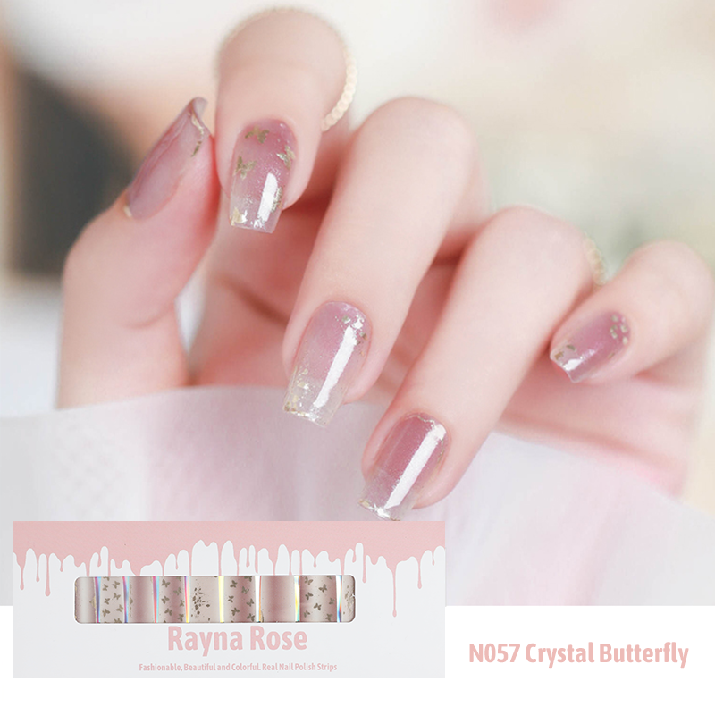 N057 Crystal Butterfly