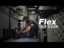 "Load and play video in Gallery viewer, K9-204 FlexShaft Machine 2"" - 4"""
