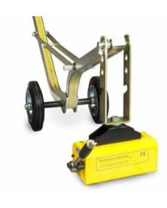 Magnetic Manhole Lifter