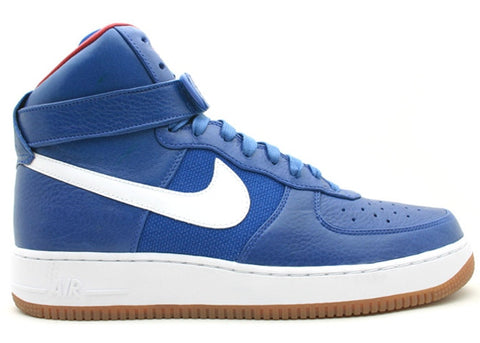 Air Force 1 Hi Bobbito Puerto Rico Blue