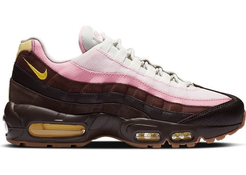 Air Max 95 Cuban Link Women's Velvet Brown