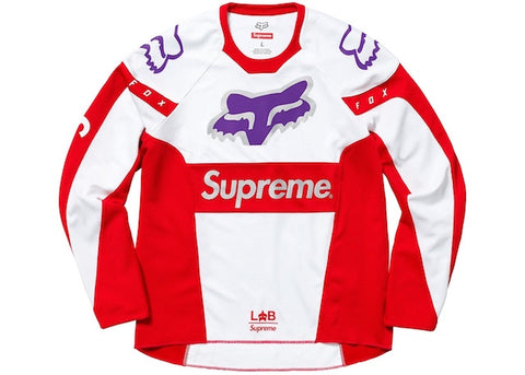 Supreme Fox Racing Moto Jersey Top