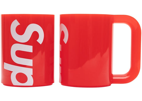 Supreme Heller Mugs (Set of 2)