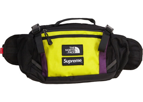 Supreme The North Face Expedition Waist Bag Sulphur