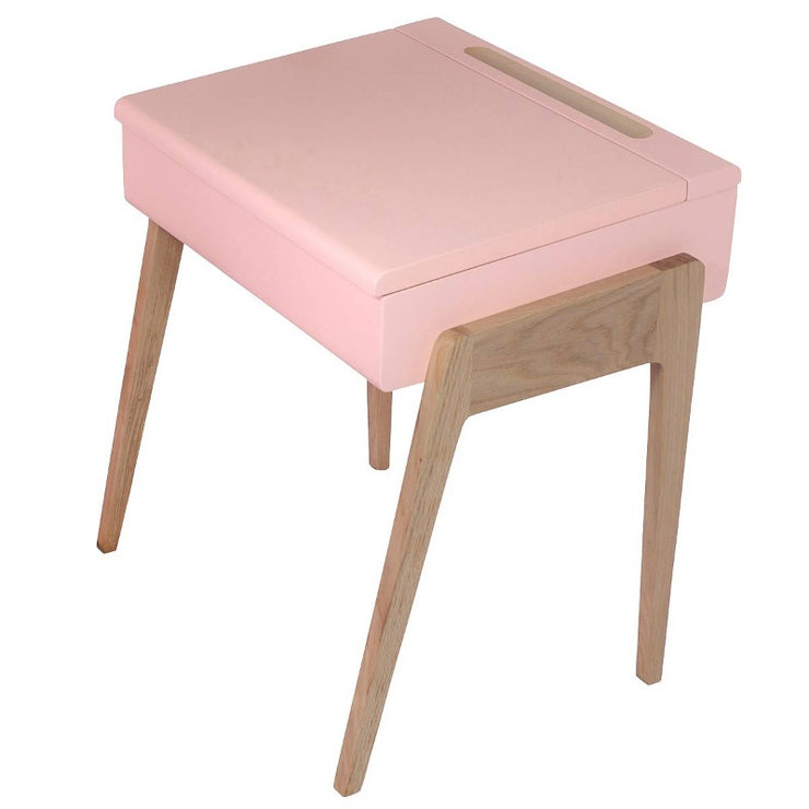 "Oak Desk ""My Little Pupitre"" - Vintage pink"