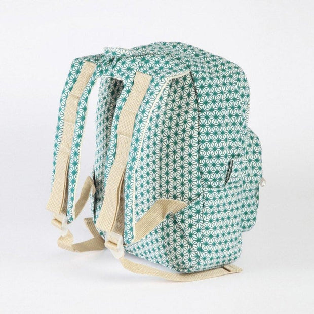 Backpack for children - turquoise - BAKKER MADE WITH LOVE