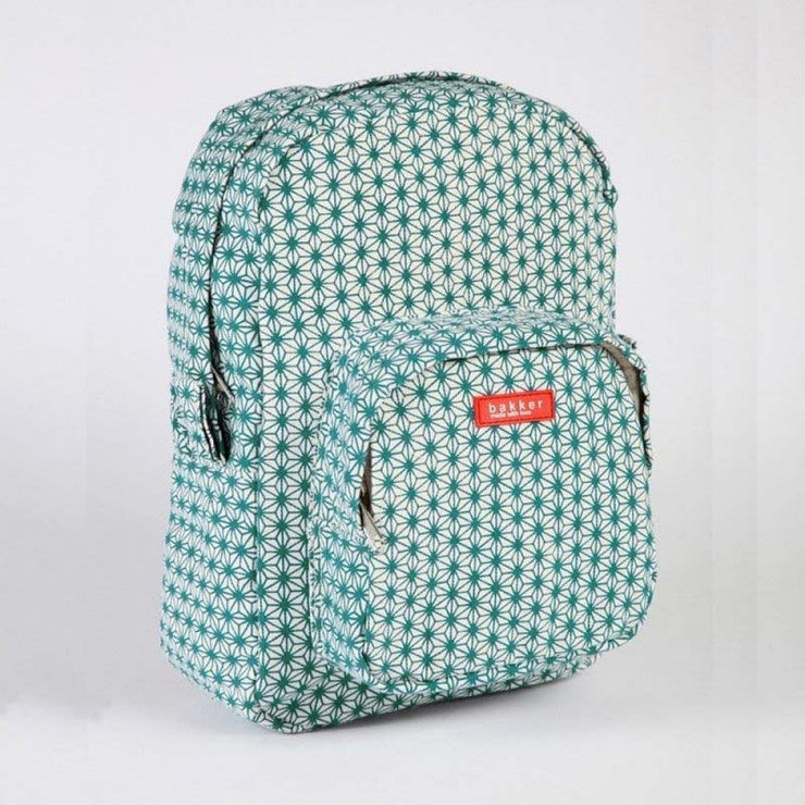 Bakker Made With Love - turquoise backpack fro children