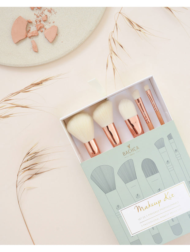 Make-up brushes set - Natural