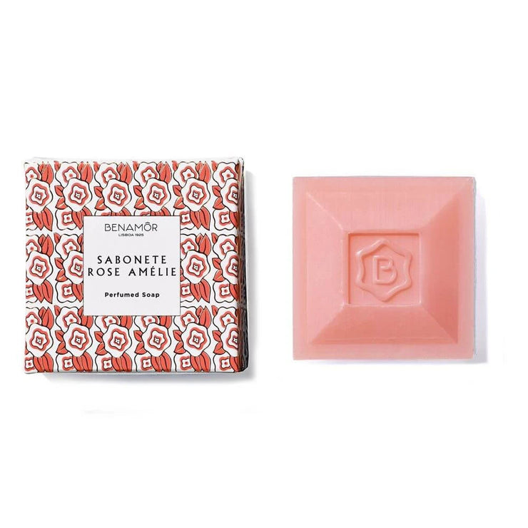 Soap Benamor - Rose Amelie