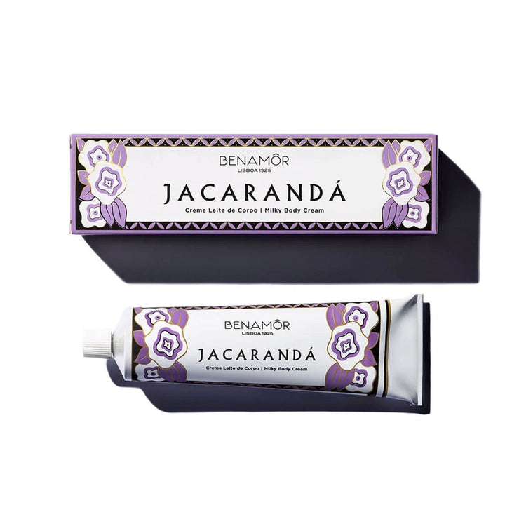 Body cream - Jacaranda - Benamor
