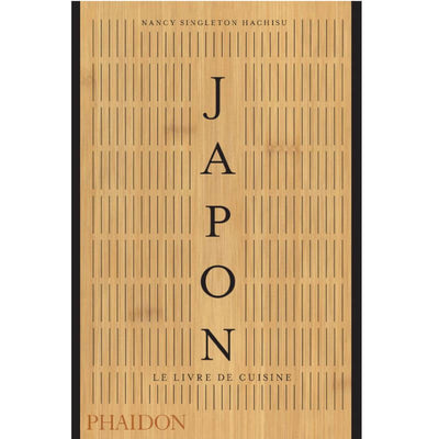 "PHAIDON FRANCE - ""Japon - le livre de cuisine"" - japanese recipes book"