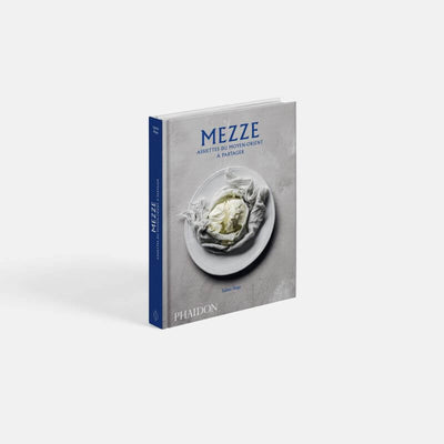 "PHAIDON FRANCE - ""Livre de recettes - Mezze"" - Middle East recipes book"