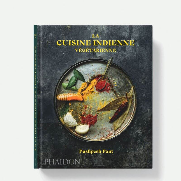 "PHAIDON FRANCE - ""La cuisine indienne végétarienne"" - Indian vegan recipes book"