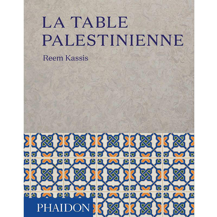 """la table Palestinienne"" book"