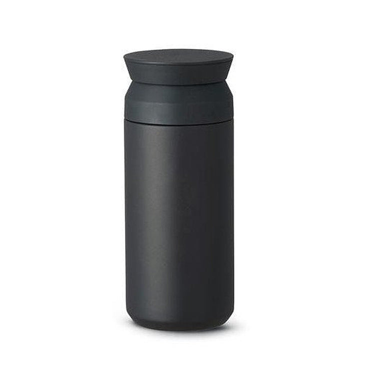 Thermos for travel tumbler - Black - 350ml