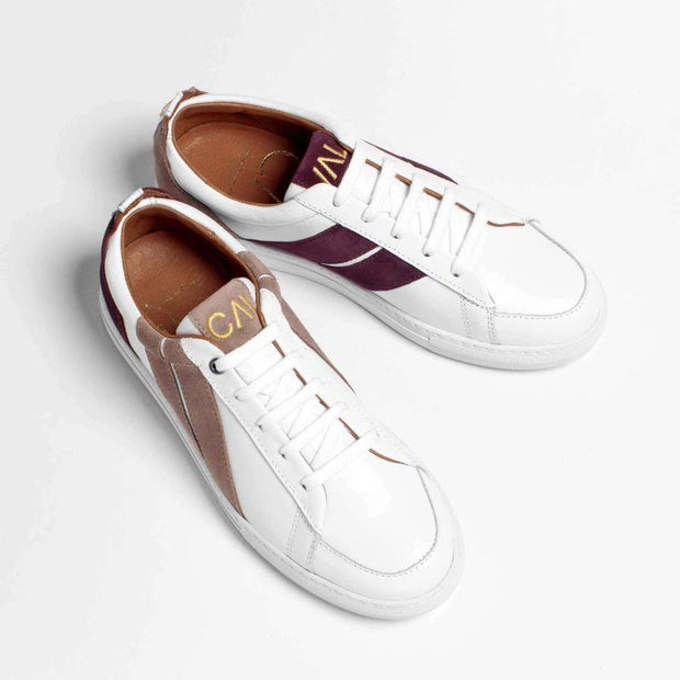 K&L sneakers - Purple cloud