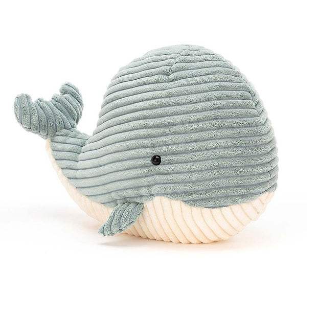 Cordy roy whale toy - medium Jellycat