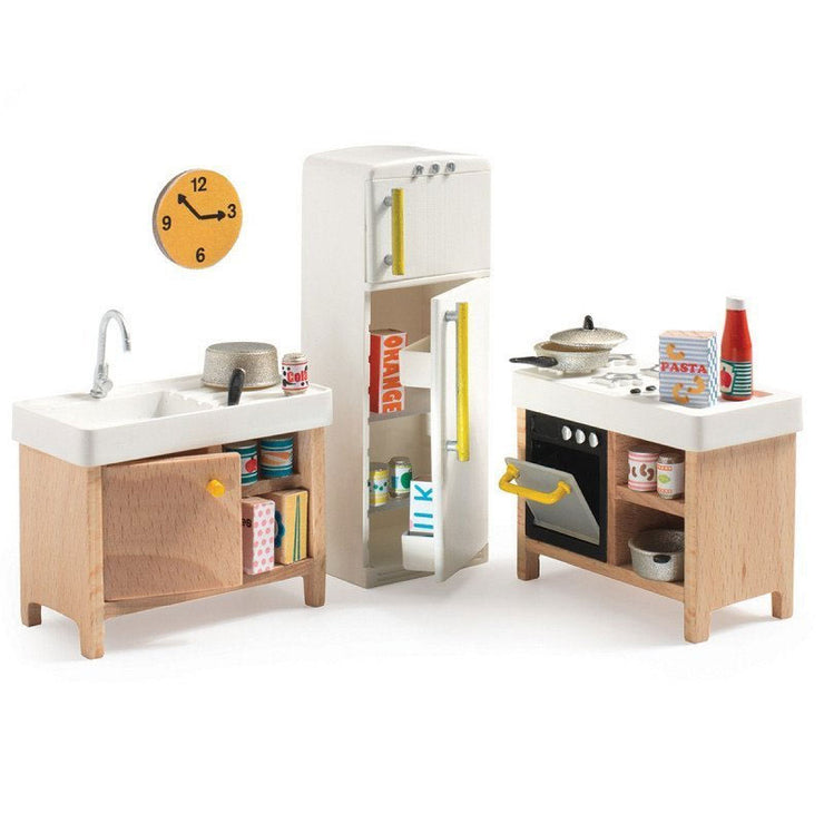 DJECO - Doll house - Kitchen