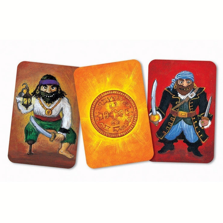 DJECO - Card game inspired by pirates - PIratatak