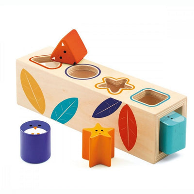 Wooden puzzle - Boitabasic