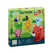 DJECO - little action board game for kids - educational game