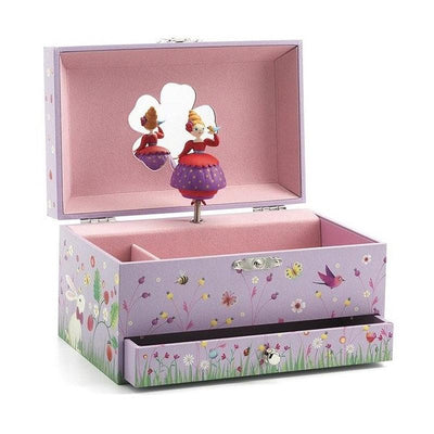This great music box will allow to hide its small treasure on the Mozart sound. Shop the Djeco items at Frenchblossom.com