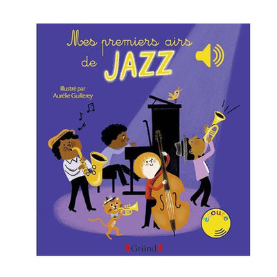 Music book - My first jazz tunes