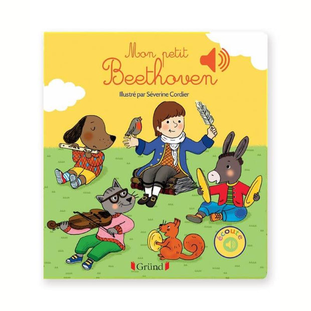 Music book - My little Beethoven