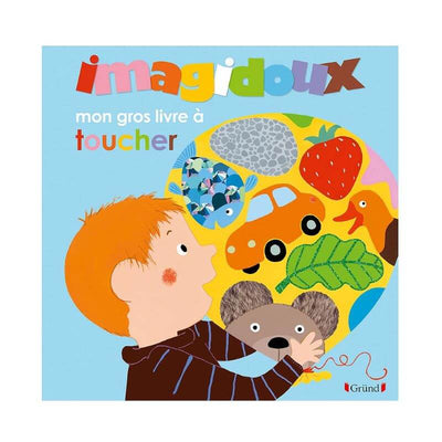 Imagidoux book - My first touching book