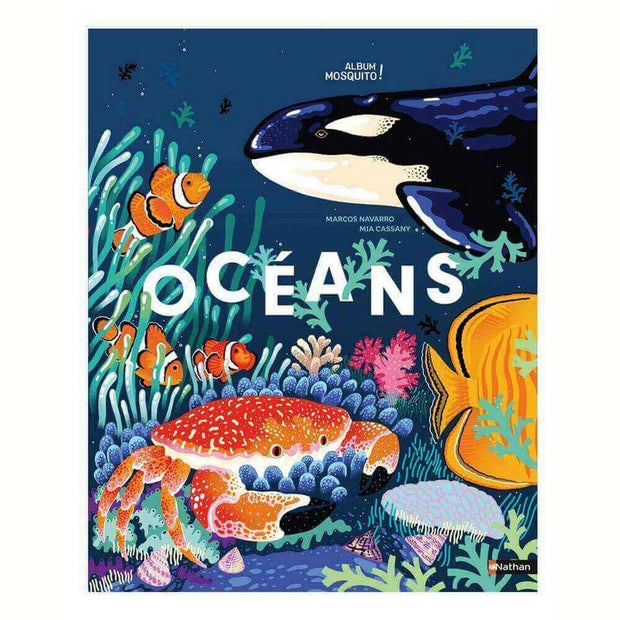 Kid's book - Oceans