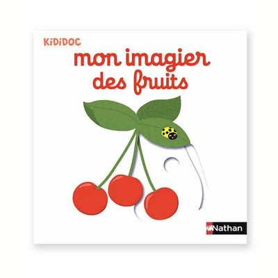My illustrated book - Fruits