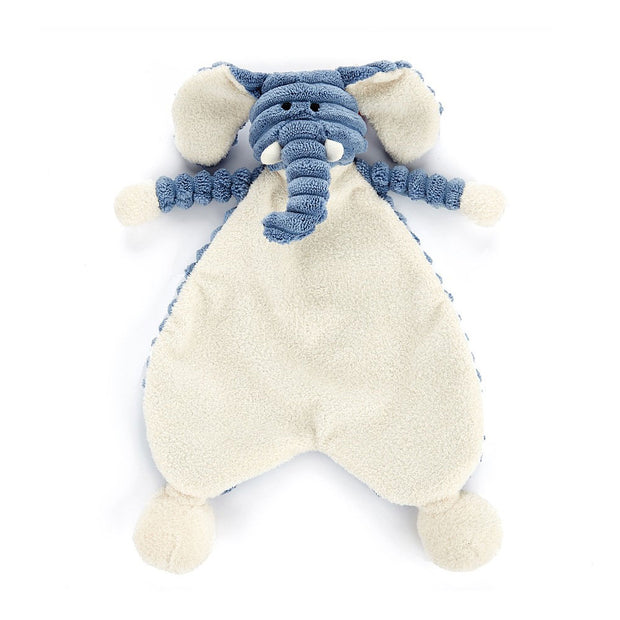 Jellycat elephant soother blanket