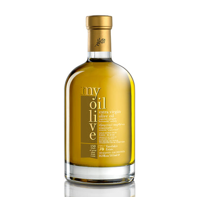 "VASSILAKIS ESTATE - ""My olive oil"" 500ml"