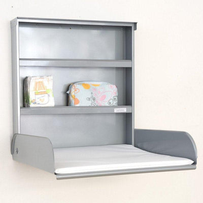FIFI baby changing table - Silver