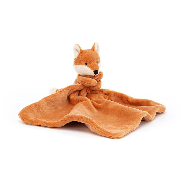 Fox soother toy blanket - Jellycat