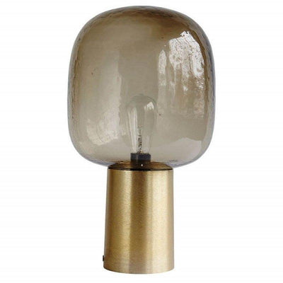 Note bubble lamp - Grey