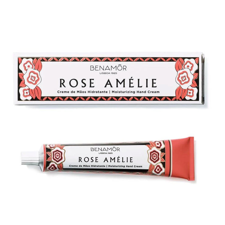 Rose Amelie hand cream from Benamor