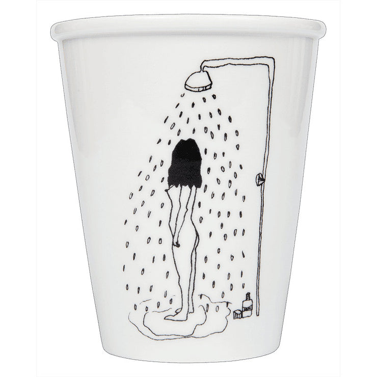"""Shower girl"" cup"