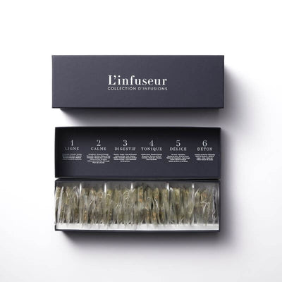 Infusions collection - gift set