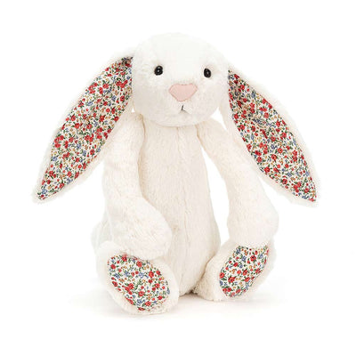 Jellycat cream soft toy bunny