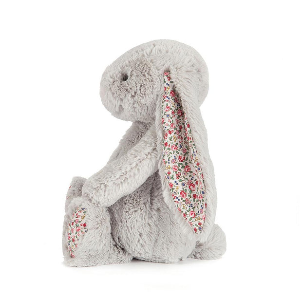 Jellycat grey bunny toy