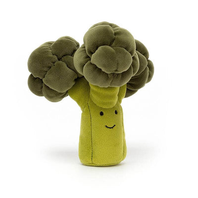 JELLYCAT - vegetable soft toy - broccoli - vivacious vegetable