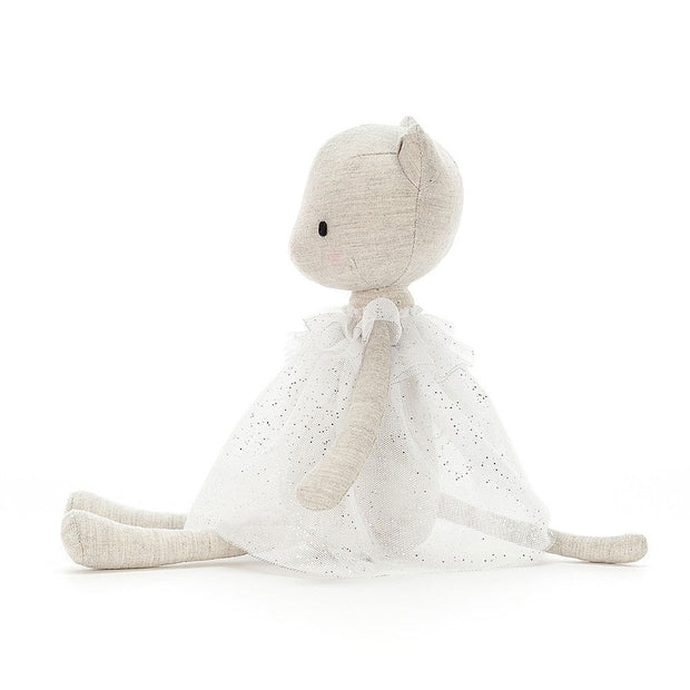 Jellycat jolie kitty soft toy